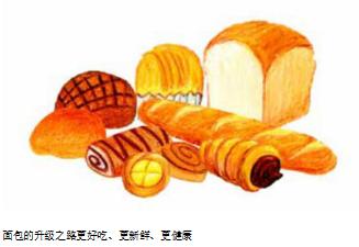 让面包持久