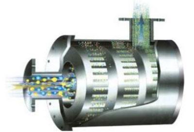 多级均质乳化泵工作原理图
